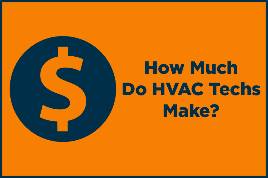 How Much Do HVAC Techs Make?